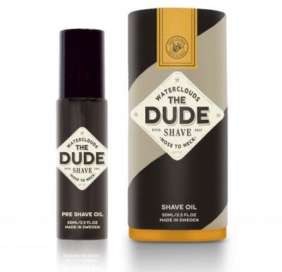 The Dude Pre Shave Oil