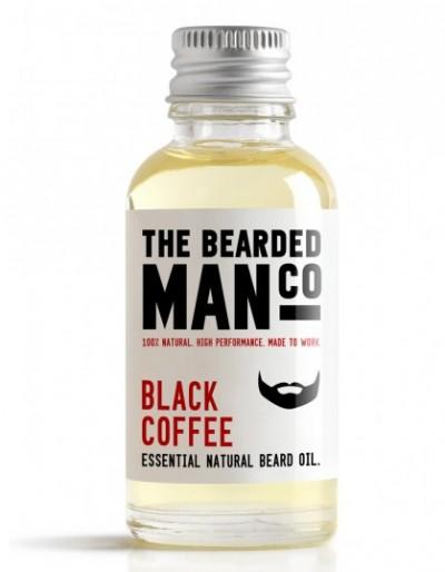 The Bearded Man Company Beard Oil Coffee 30 ml