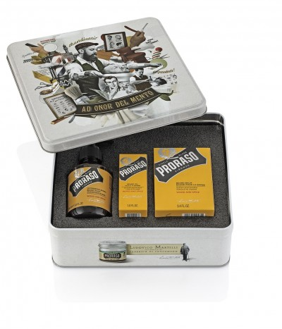 Proraso Beard Tin - Wood & Spice
