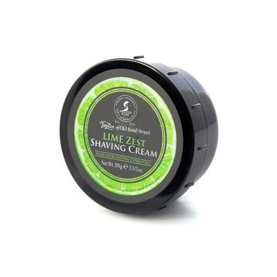 Taylor Of Old Bond Street Lime Zest Shaving Cream
