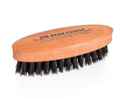 Mr Bear Beard Brush Travel Size
