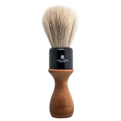 Vie-Long American Style Shaving Brush White Horse