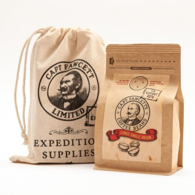 Captain Fawcett Coffee Beans - Whole Beans