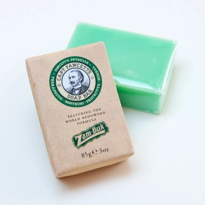 Captain Fawcett Soap Bar Zam-Buk