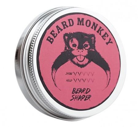 Beard Monkey Beard Shaper Orange & Cinnamon