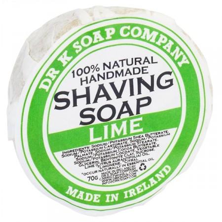 Dr K Soap Company Shaving Soap Lime