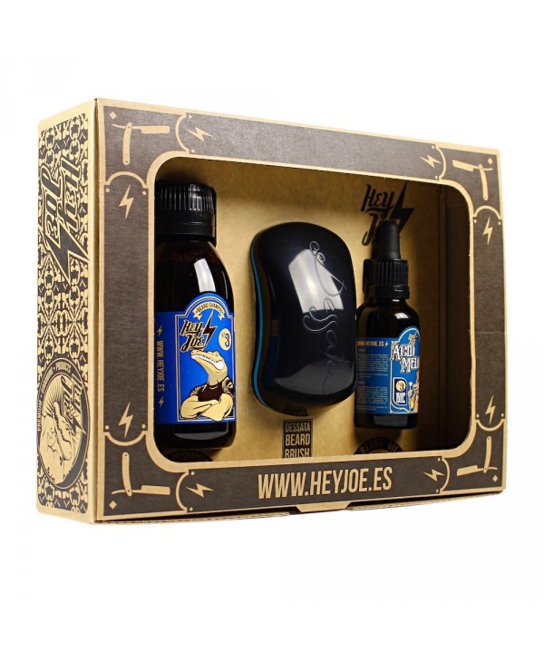 Hey Joe Bearded Survival Kit No 3
