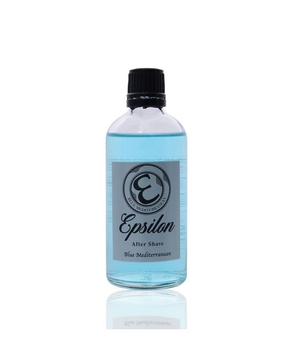 "Epsilon ""Blue Mediterranean"" Aftershave Splash 100 ml"