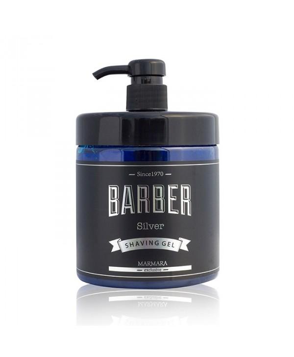 Marmara Barber Silver Shaving Gel 1 Liter