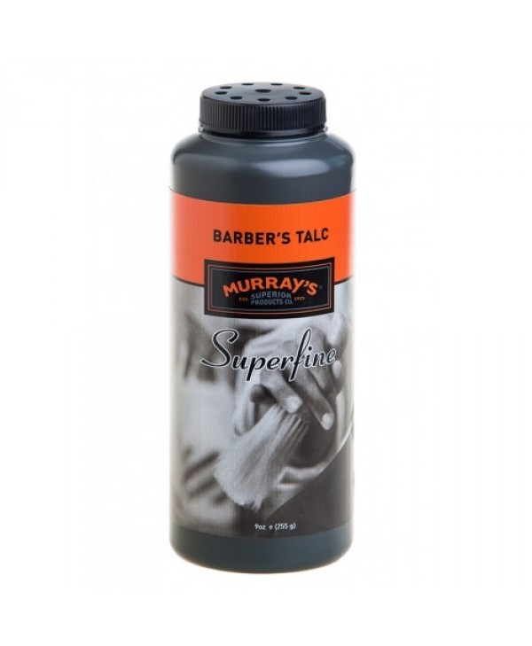 Murray´s Superfine Barber's Talc