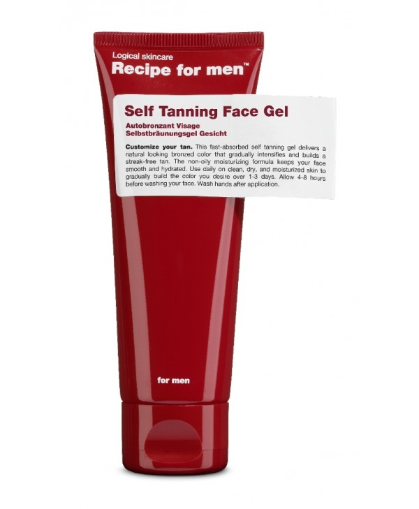 RFM Self Tanning Face Gel