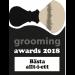 Grooming Awards 2018 - Bästa allt-i-ett