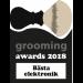 Grooming Awards 2018 - Bästa elektronik