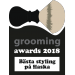 Grooming Awards 2018 - bästa styling på flaska
