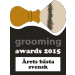 grooming awards 2015