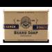 The Bearded Chap Original Beard Soap Staunch