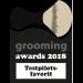 Grooming Awards 2018 - Testpilotsfavorit