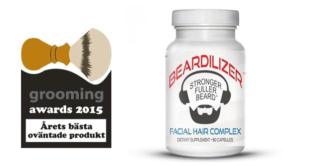 tabletter för skäggväxt