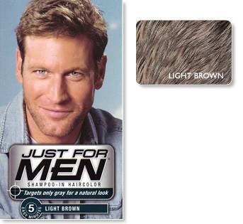 just for men hårfärg
