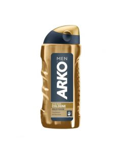 Arko Aftershave Cologne Gold Power 250ml