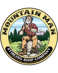 Stirling Mountain Man Shaving Soap