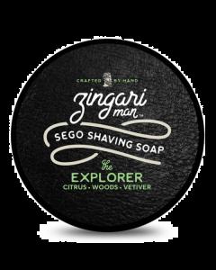 Zingari Man Shaving Soap The Explorer