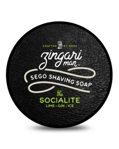 Zingari Man Shaving Soap The Socialite