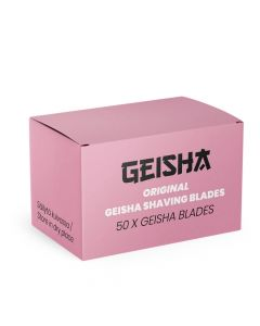 Geisha Razor Blades 50pcs