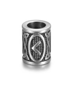 Viking Rune Beads - Kaunaz (Fire)