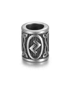 Viking Rune Beads - Jera (Earth)