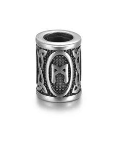 Viking Rune Beads - Mannaz (Man)