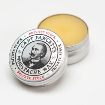 Captain Fawcett Moustache Wax Private Stock