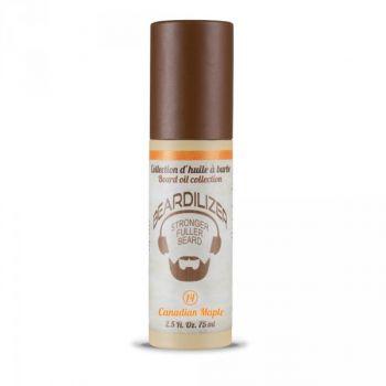 Beardilizer Beard Oil Canadian Maple förpackning