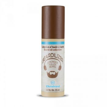Beardilizer Beard Oil Cherubeard  förpackning