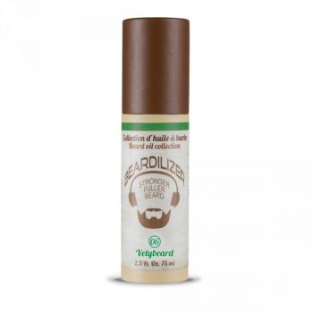 Beardilizer Beard Oil Vetybeard förpackning