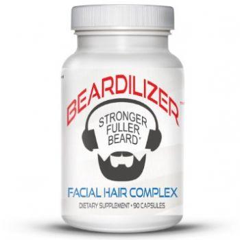 Beardilizer Facial Hair Complex - kosttillskott för skägg