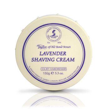 Taylor Of Old Bond Street Shaving Cream Lavender
