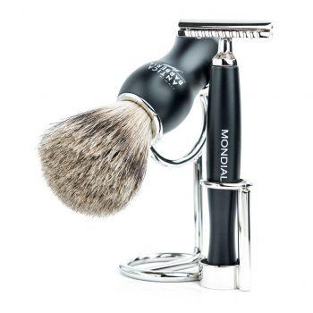 Mondial Panther Shaving Set II Safety Razor