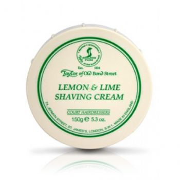 Taylor Of Old Bond Street Shaving Cream Lemon & Lime