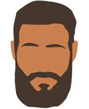 Skäggfrisyr - Full Beard