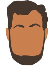 Skäggfrisyr - Lincoln