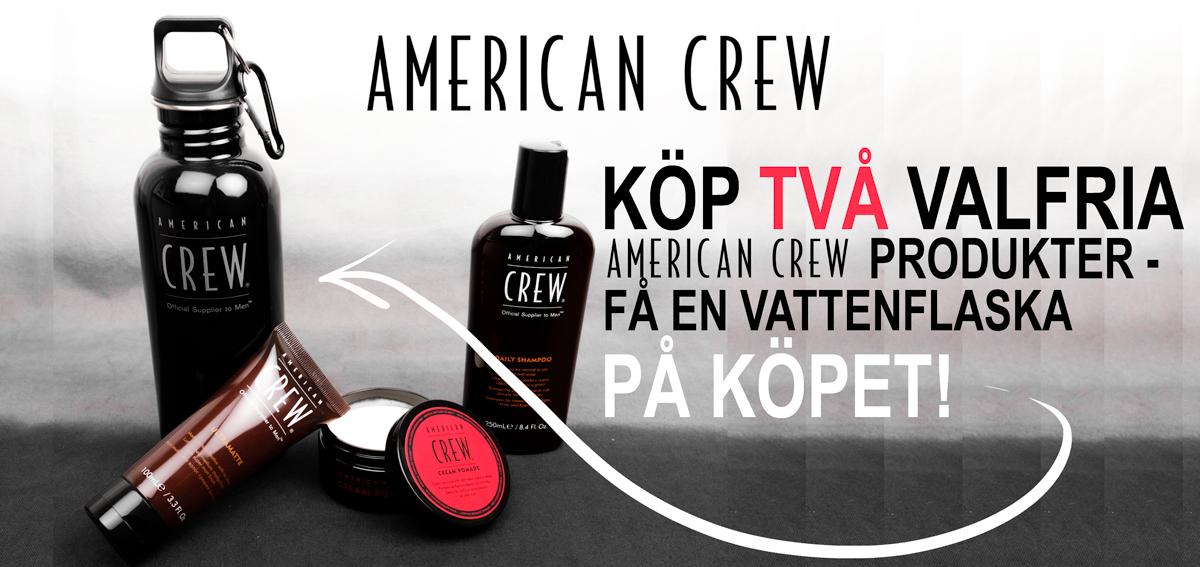 american crew kampanj