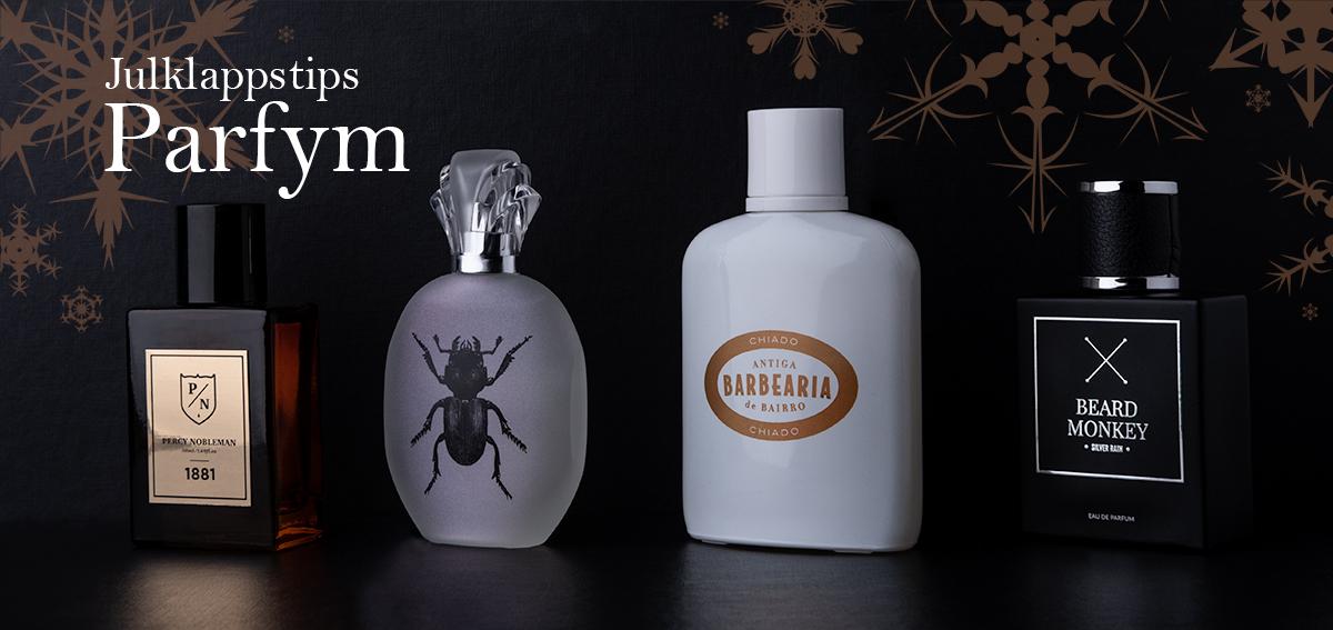 julklappstips parfymer för män