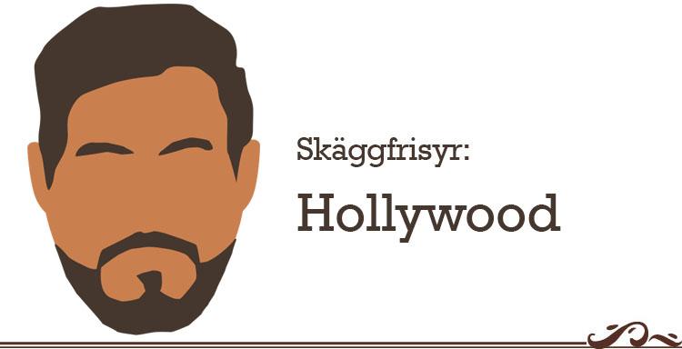 skäggfrisyr hollywood