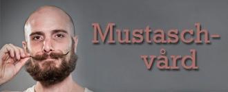 mustaschvård