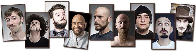 skägg och mustaschgalleri
